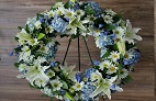Funeral Floral Wreath