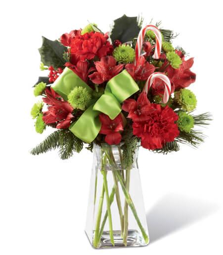 Patriotic Floral Centerpiece Delivery