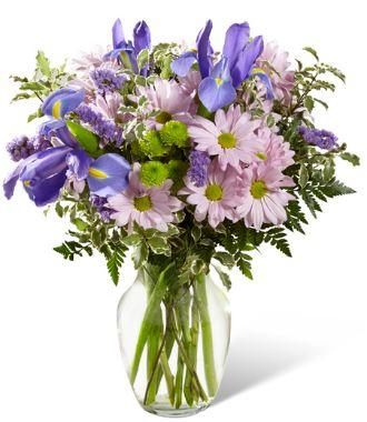 Get Well Soon Flower Baskets