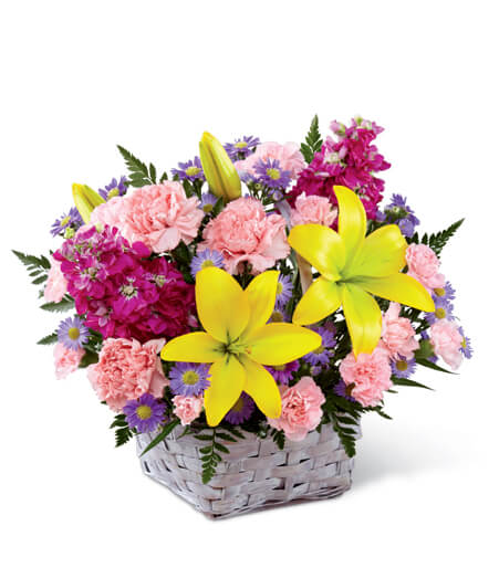 Flowers Gift Baskets Delivered