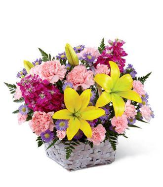 Get Well Flower Arrangement
