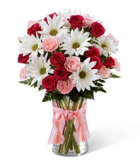 Congratulations Flowers Balloons