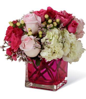 Flower Centerpiece Glass Vase