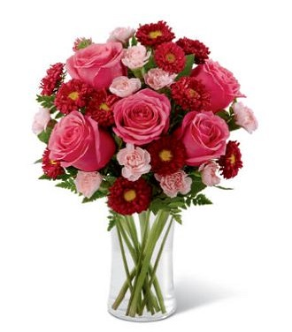Love Flowers For Wife