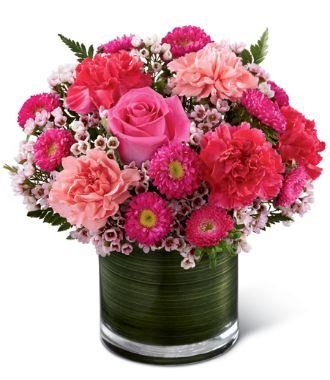 Flower Bouquet Centerpiece