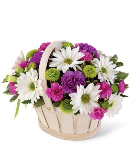 Easter Lily Flower Arrangements