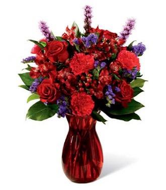 Romantic Floral Arrangements