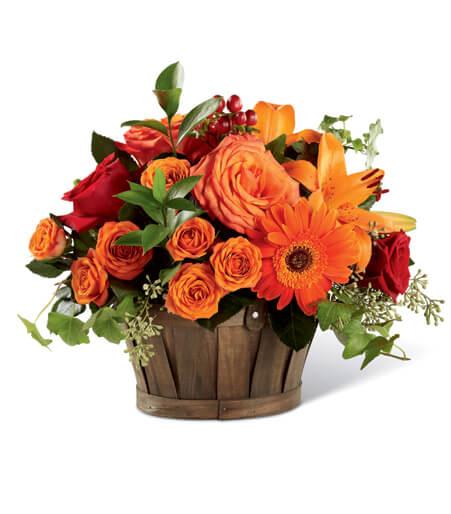 Seasonal Flower Delivery