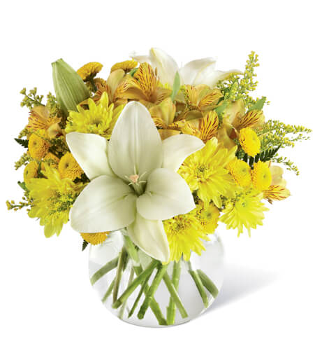 Easy Easter Arrangements