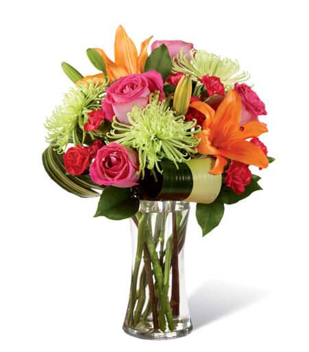 Seasonal Flower Centerpieces
