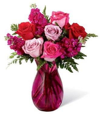 Romantic Flower De1ivery