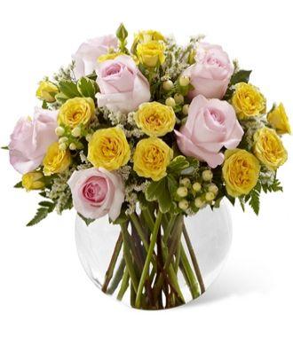Romantic Flower Arrangements
