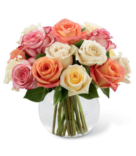 Floral Arrangement For Summer