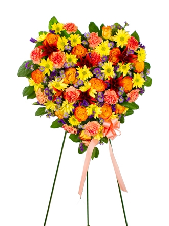 Wreath Flowers For Funeral