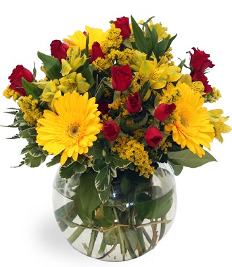 Birthday Flowers Arrangements