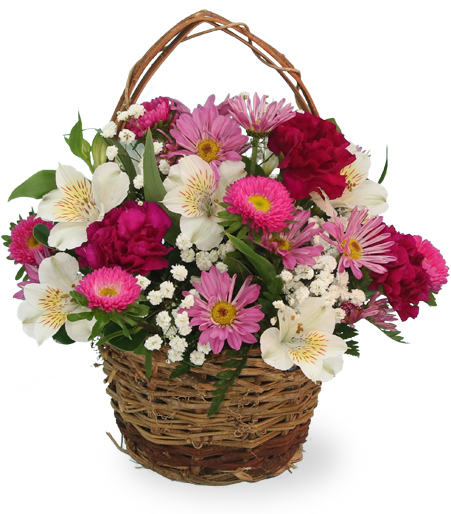 Flower Baskets For Delivery