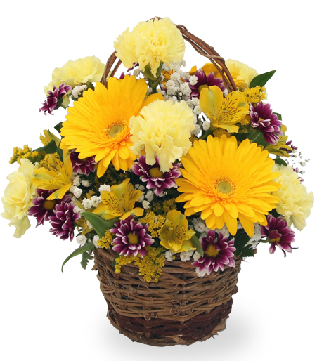 Easter Floral Table Centerpieces