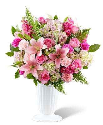 Arrangement Of Flowers For Funeral
