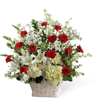 Funeral Flower Delivery Service