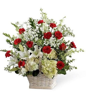 Plant Or Flowers For Funeral