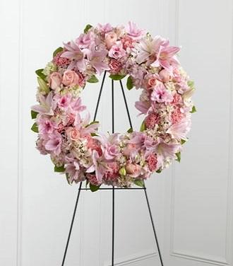 Funeral Wreath Flowers