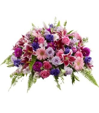 Condolence Flower Bouquet