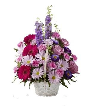 Funeral Fruit Gift Baskets