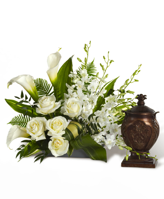 Plant Arrangements For Funerals