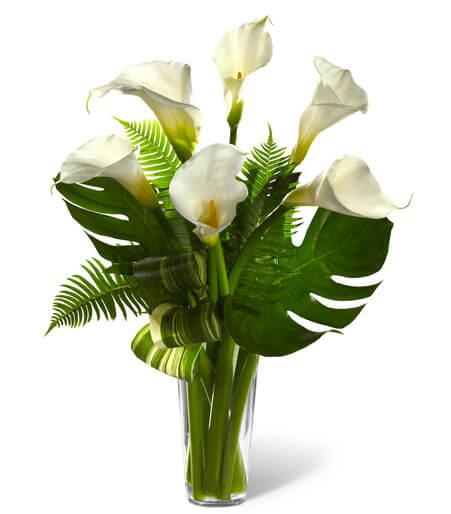 Sympathy Flower Etiquette