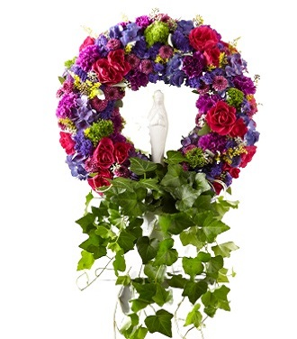 Funeral Flower Wreaths