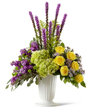 Sympathy Flowers Delivery