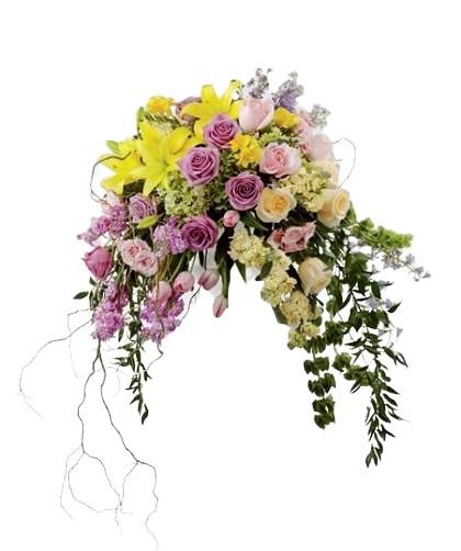 Flower Sprays For Funeral