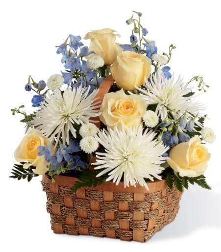 Send Funeral Flowers
