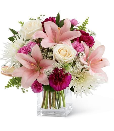 Flower Bouquet For Sympathy