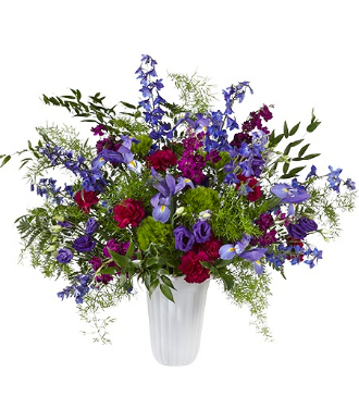 4Th July Flower Centerpieces