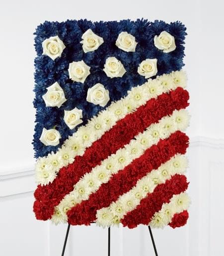 Patriotic Flower