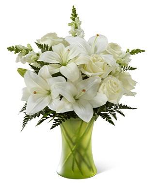 Funeral Flower Table Arrangements