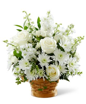 Funeral Basket Arrangements