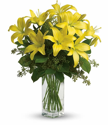 Congratulations Flowers Baby Boy