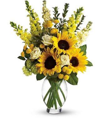 Small Flower Centerpieces