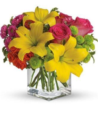 Flowers For Nursing Home Residents
