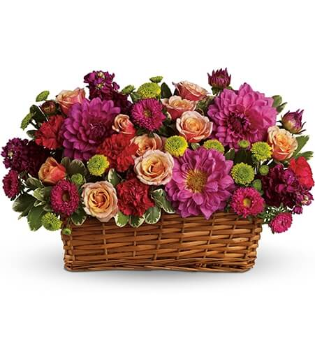 Flowers And Baskets Delivered