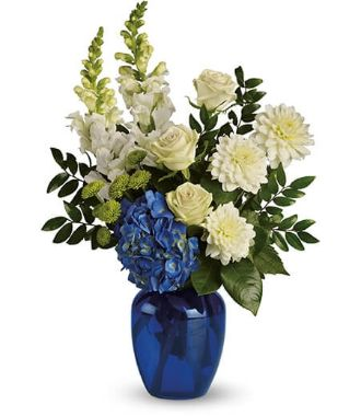 Get Well Soon Flower Basket