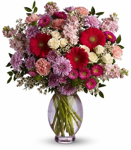 Flower Delivery For Mother's Day