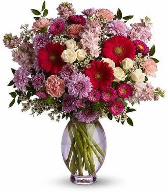 Romantic Flower Bouquets
