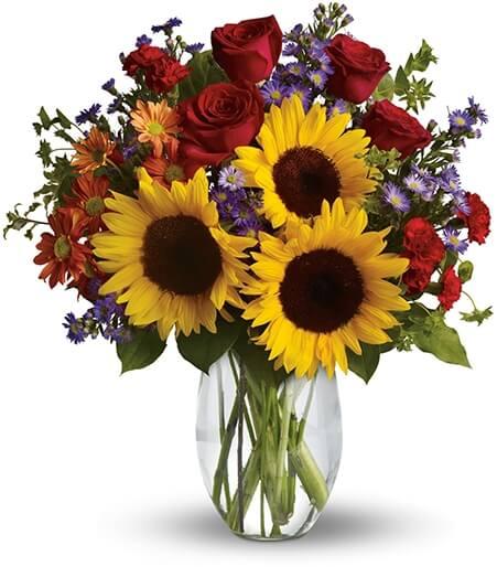 Congratulations Gift Flowers