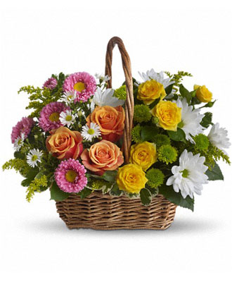 Basket for Funeral