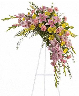 Flower Spray For Funeral