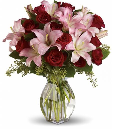 Flower Vase Arrangements