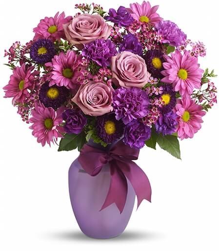 Easter Centerpiece Flowers